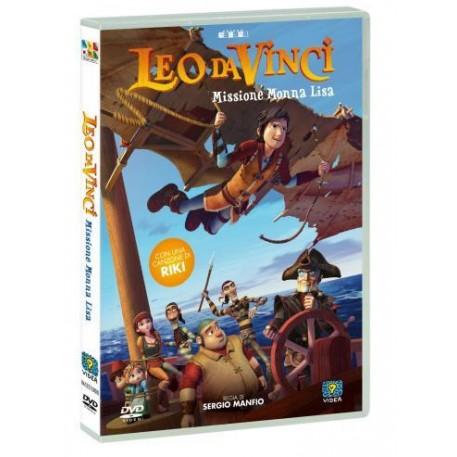 Leo da Vinci - Il dvd del film