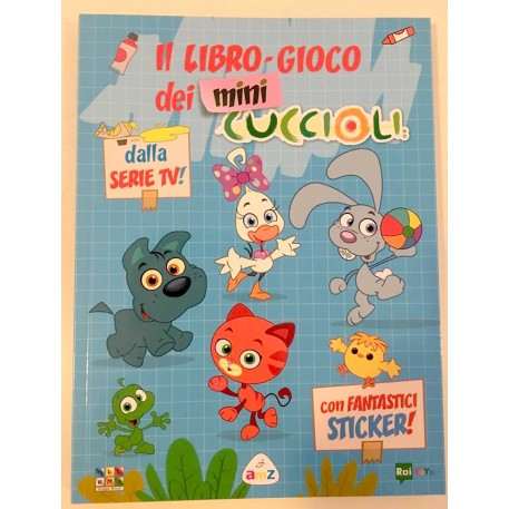 Il libro gioco dei Mini Cuccioli