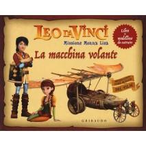 Leo da Vinci - La macchina volante