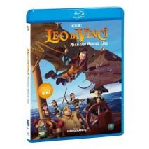 Leo da Vinci - Il Blu-Ray del film