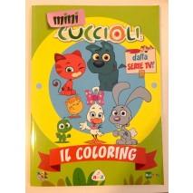 Mini Cuccioli - Il coloring