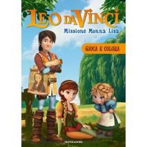 Leo da Vinci - Gioca e colora