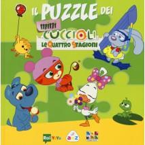 Mini Cuccioli - Il libro puzzle